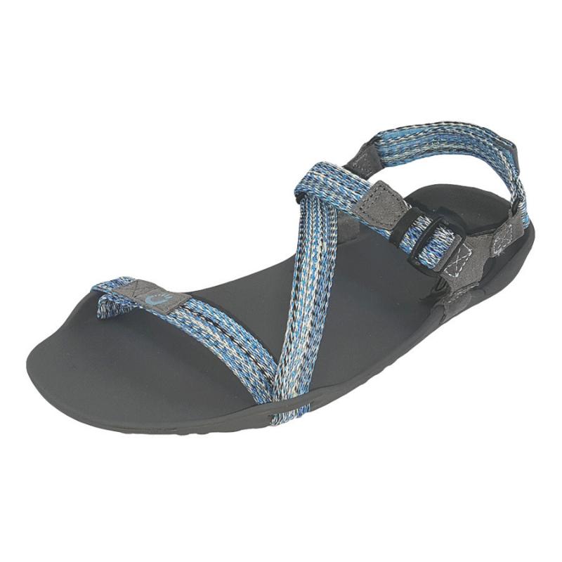 Sandales minimalistes Xero Shoes Z-Trek bleu