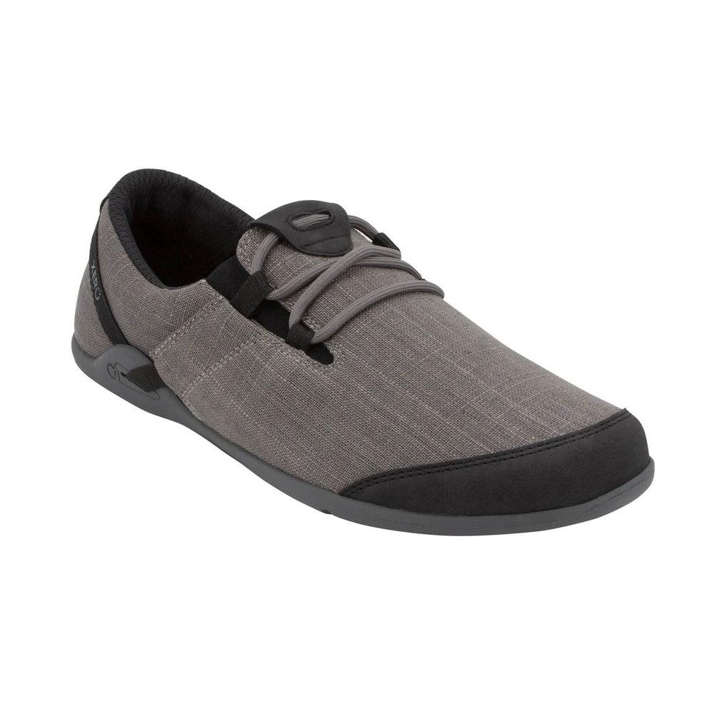 Chassure minimaliste ville Ipari Hana Xero Shoes Homme Noir