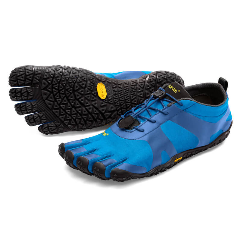Vibram Five Fingers V-Alpha Bleu Home
