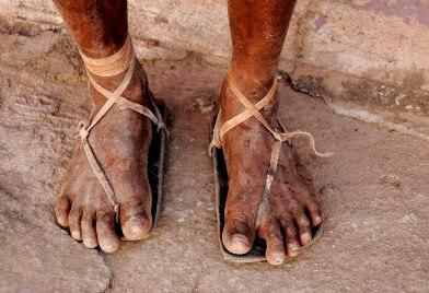 Sandale Huarache Tarahumara