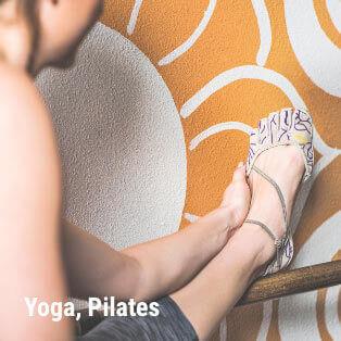 Chaussures minimalistes Yoga / Pilates / Danse Femme