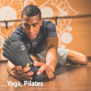 Chaussures minimalistes Yoga / Pilates / Danse Homme
